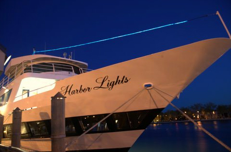 Harbor Lights Yacht - Midnight Cruise - Lower Deck Productions - Harbor Lights Yacht